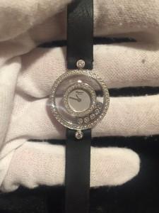 收購Chopard-Happy-Diamond手錶