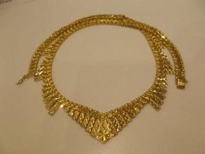 結婚飾金黃金項鍊收購