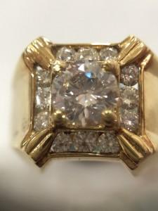 1克拉鑽石收購