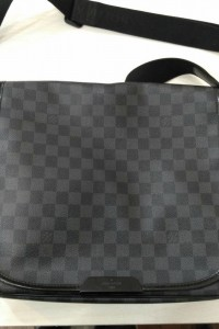 Louis Vuitton DANIEL Damier帆布棋盤格