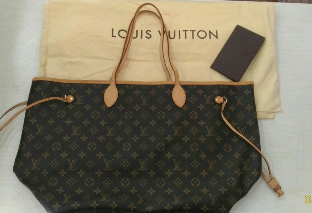 NEVERFULL購物袋LV